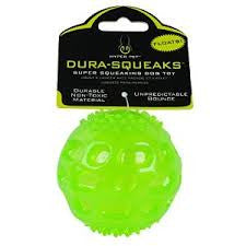 Hyper Pet Dura Squeaks Ball