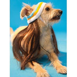 Halloween Mullet Beachcomber Dog Costume