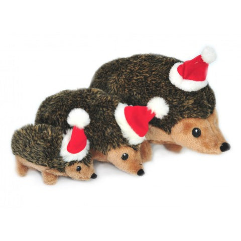 Zippy Paws Holiday Hedgehog Assorted Sizes