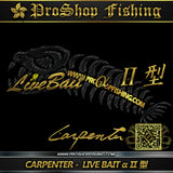 Carpenter Livebait (alpha) α-II