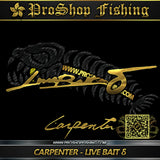 Carpenter Livebait δ (delta)