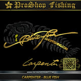 Carpenter bluefish