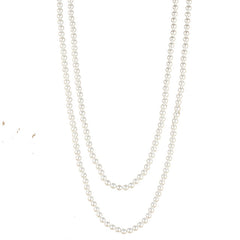 Perlita Collection White Pearls