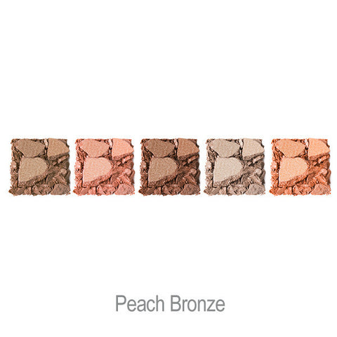 Bronzebeam in Peach Bronze Swatches