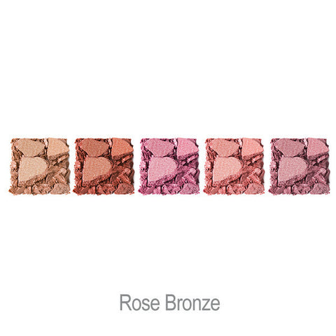Bronzebeam in Rose Bronze Swatches