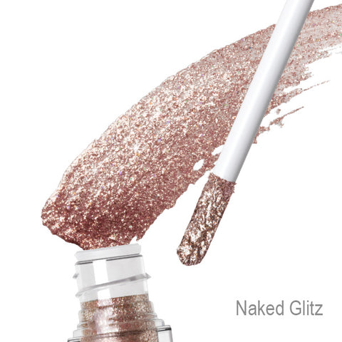 Flashadow Liquid Eye Shadow in Naked Glitz