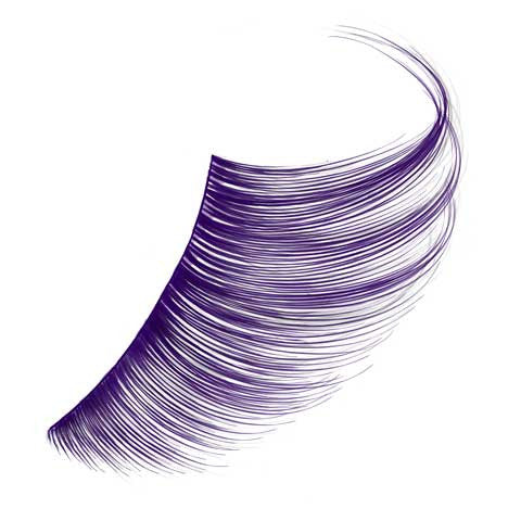 Pop Beauty Lashy Flashy Mascara - Purple Passion