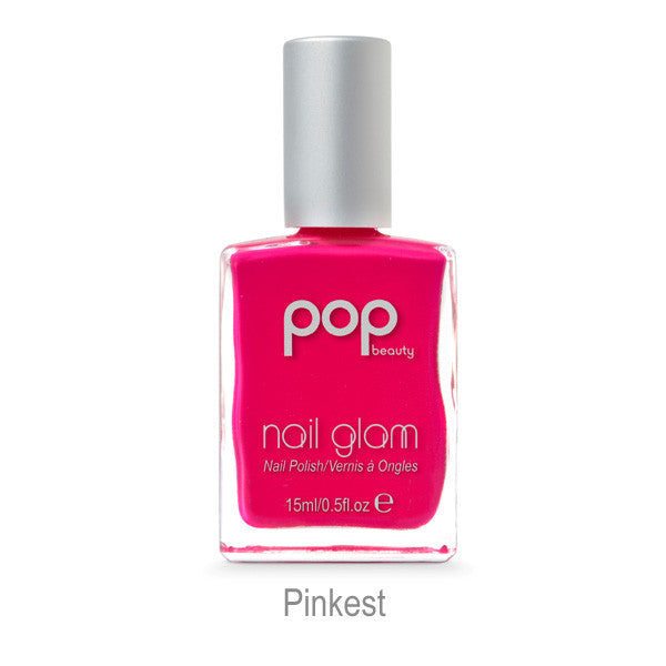 POP Nail Glam - Pinkest