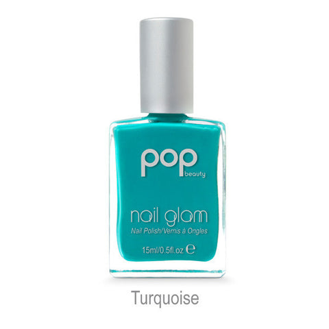 POP Nail Glam - Turquoise