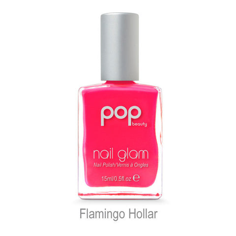 Nail Glam - Flamingo Hollar