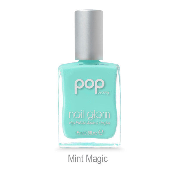 POP Nail Glam - Mint Magic