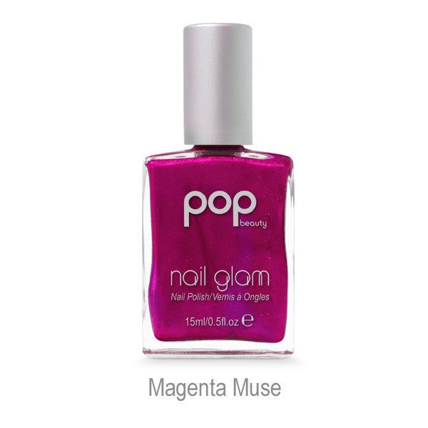 POP Nail Glam - Magenta Muse