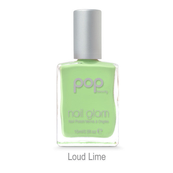 POP Nail Glam - Loud Lime
