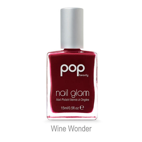 POP Nail Glam - Wine Wonder
