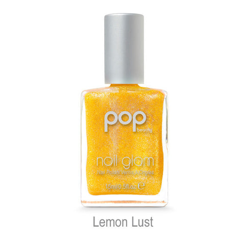 POP Nail Glam - Lemon Lust