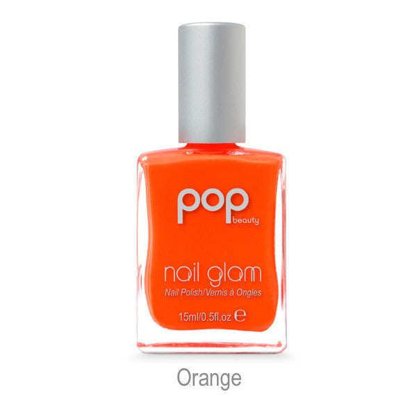 POP Nail Glam - Orange