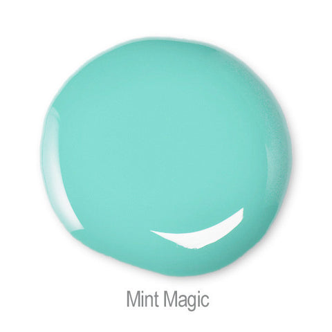 Mint Magic Swatch