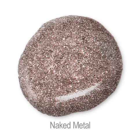 Naked Metal Swatch