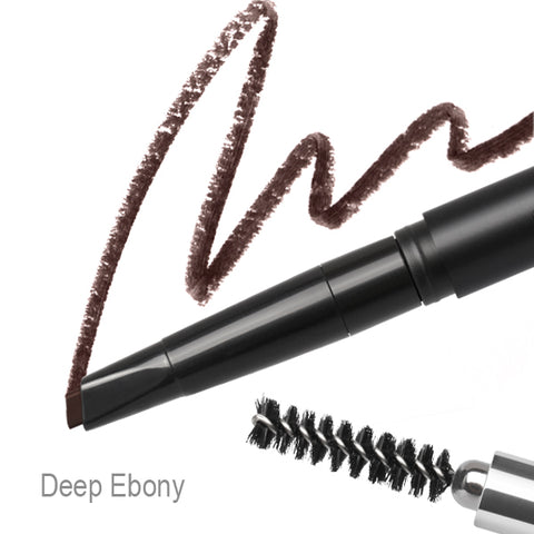 POP Peak Performance Brow in Deep Ebony Swatch