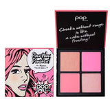 Pop Beauty Pow Wow Powder - Rockin' Rouge