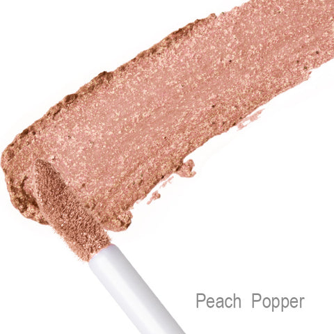 Topper Popper in Peach Popper