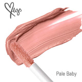 Permanent Pout - Megs Cahill in Pale Baby Swatch