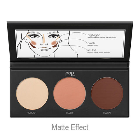 POP Beauty Contour 101 - Matte Effect