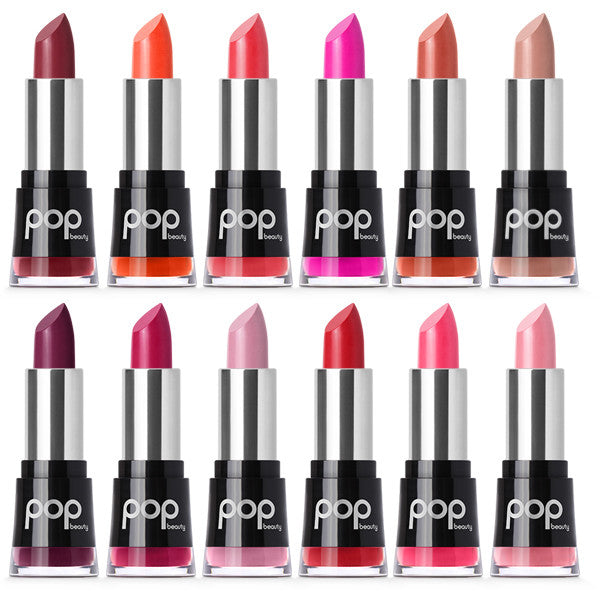 POP Beauty Matte Velvet Lipstix