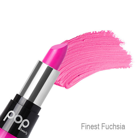 POP Beauty Matte Velvet Lipstix - Finest Fuchsia
