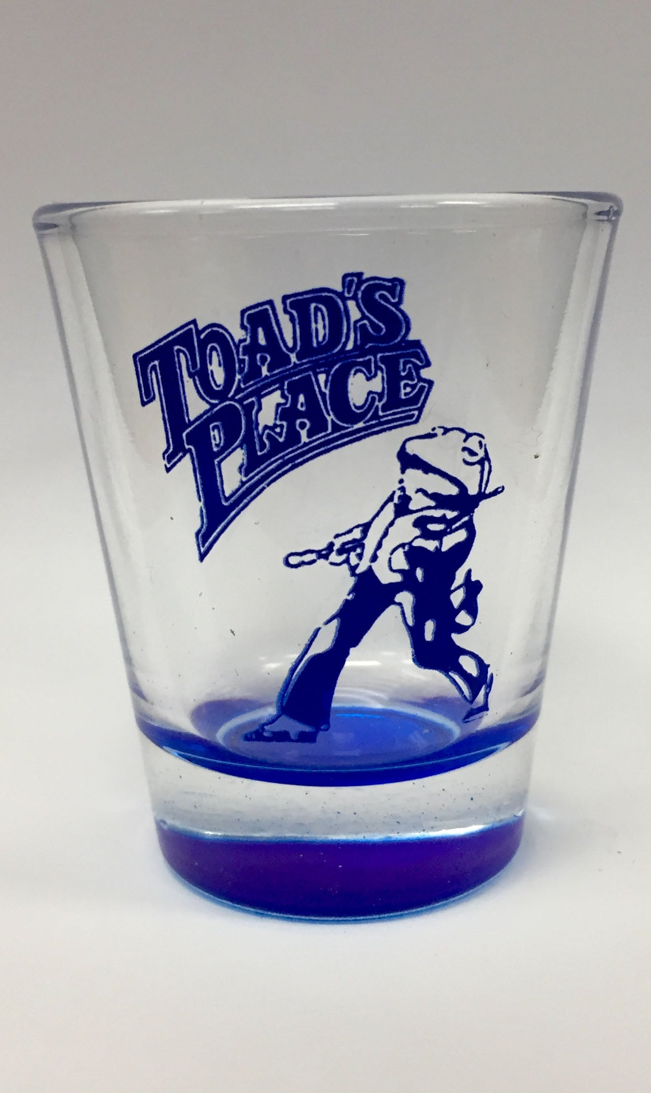 Toad's Place Shot Glass