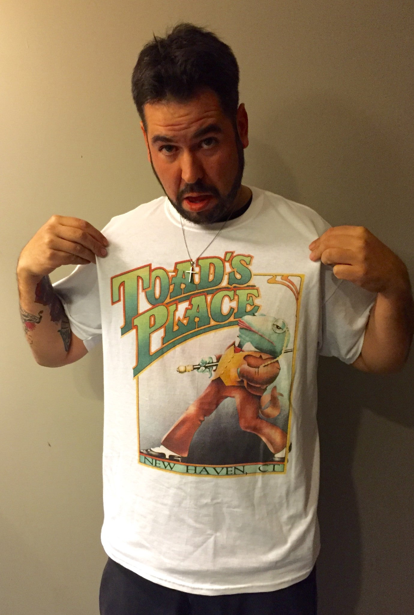 Toad's Place Classic Logo T-Shirt
