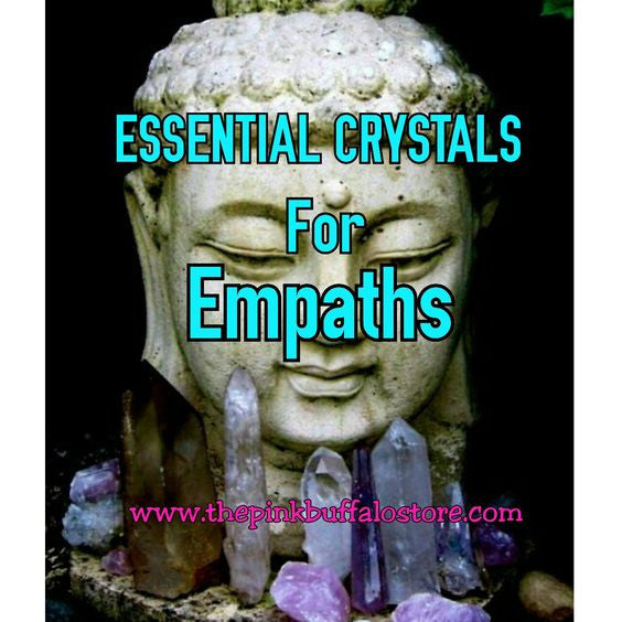 Essentials Crystals/Stones for Empaths, Listed From A-Z