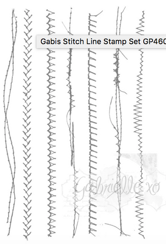49th and Market Line Stitch Stamp Set