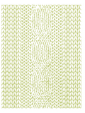Richard Garay Knitted Pattern Embossing Folder