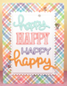 Lawn Fawn Happy_Happy_Happy Stamp Set