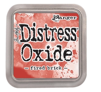 Tim Hotz Distress Oxide - Fired Brick Ink pad