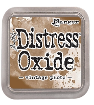 Tim Hotz Distress Oxide - Vintage Photo Ink pad