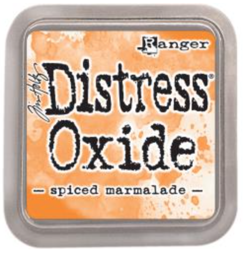 Tim Hotz Distress Oxide - Spiced Marmalade Ink pad