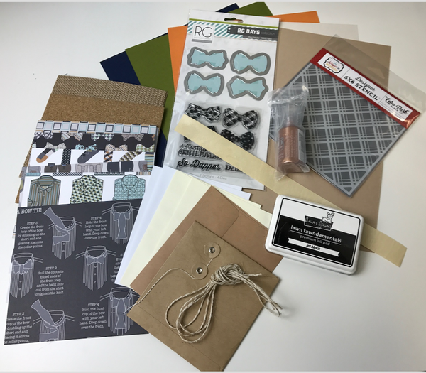"Paper & Twine April Kit ""It's All In The Details"""