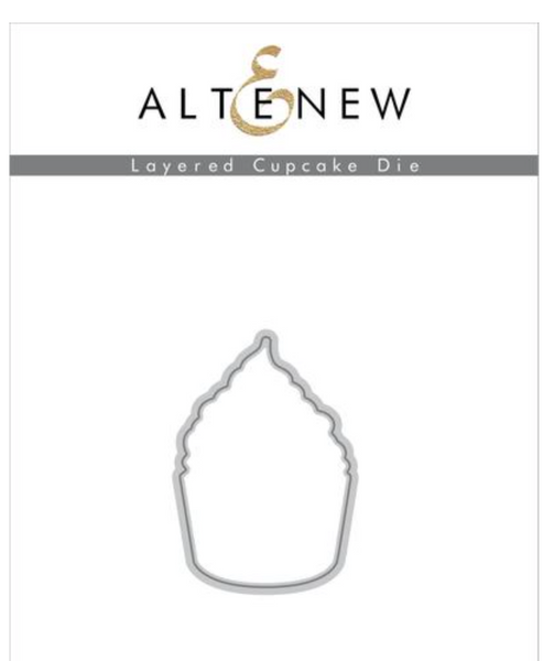 Altenew Layered Cupcake Die Set