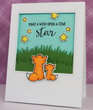 Lawn Fawn Upon a Star Die Set