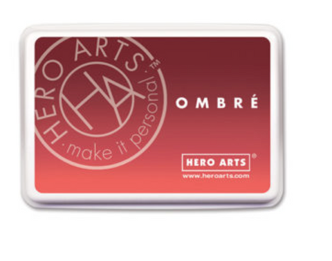 Hero Arts Ombre Light to Red Royal Inkpad