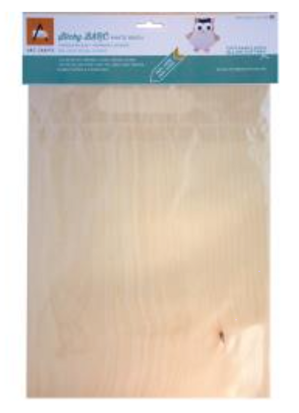 "Etcetera Papers  BIRCH Real wood Natural uncoated 1 sheet 8.5"" x 11"""
