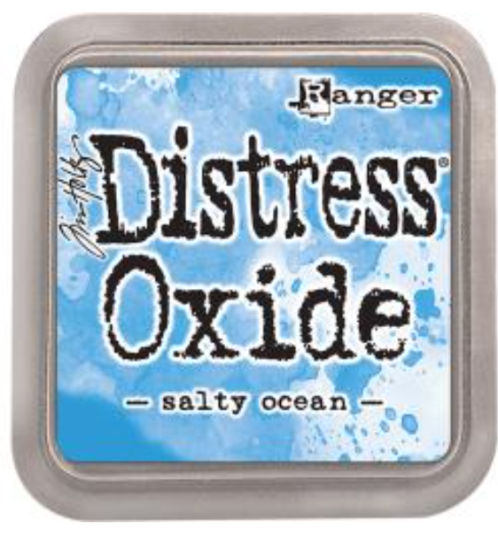 Tim Hotz Distress Oxide - Salty Ocean Ink pad