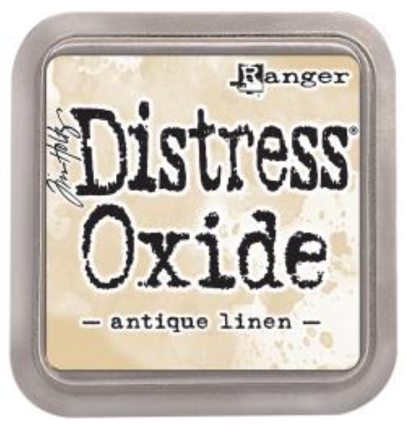 Tim Hotz Distress Oxide - Antique Linen Inkpad