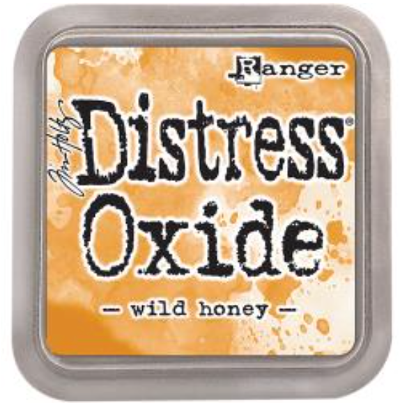 Tim Hotz Distress Oxide - Wild Honey Ink pad