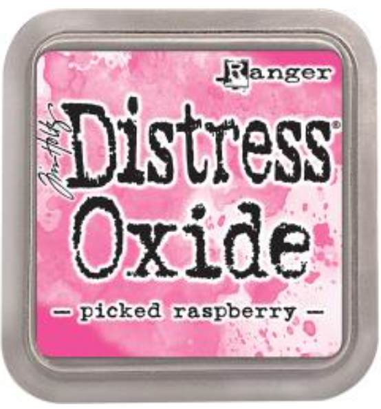 Tim Hotz Distress Oxide - Picked Raspberry Ink pad