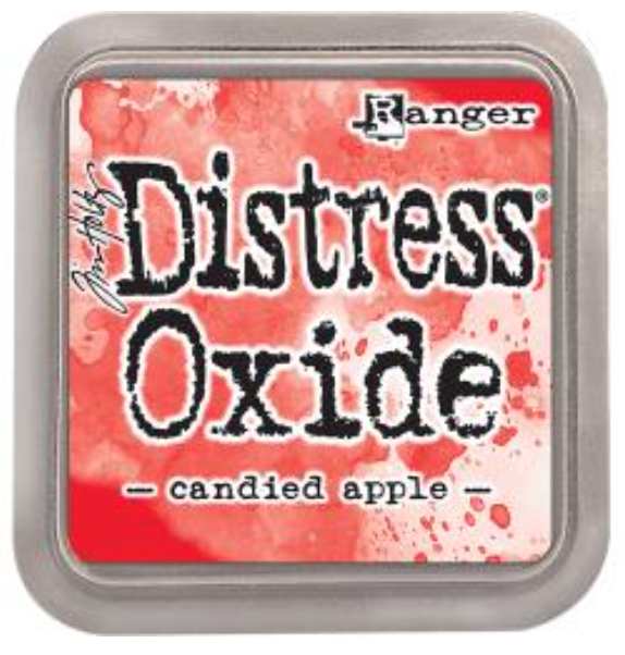 Tim Hotz Distress Oxide - Candied Apple Ink pad