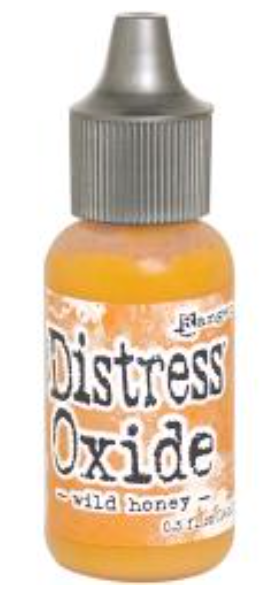 Tim Hotz Distress Oxide - Wild Honey Re-Inker .5 oz
