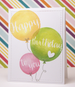 Avery Elle Balloons 4 x 6 Stamp Set
